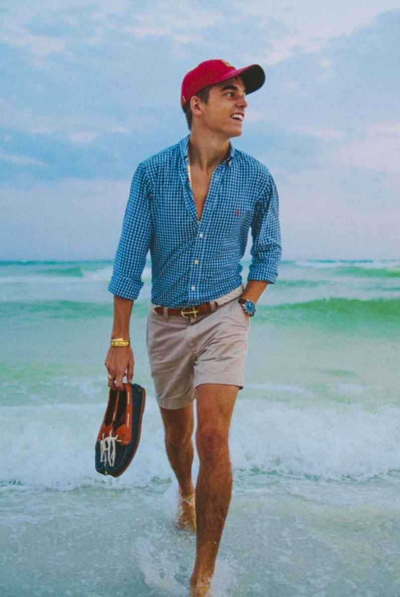 03 Awesome Mens Preppy Style Ideas for Summer