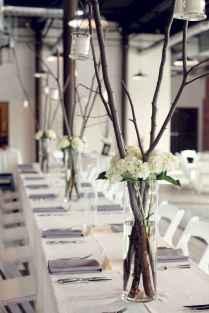 05 Beautiful Simple Winter Wedding Centerpieces Decor Ideas