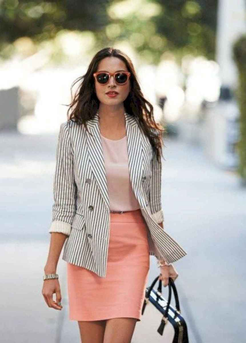 05 Trendy Business Casual Dress for Ladies