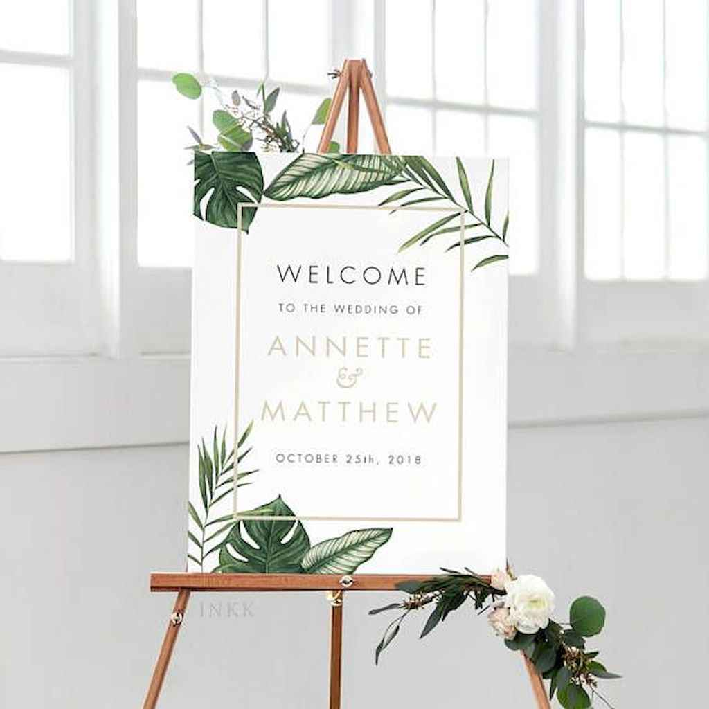08 Romantic Tropical Wedding Ideas Reception Centerpiece