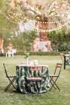 11 Romantic Tropical Wedding Ideas Reception Centerpiece