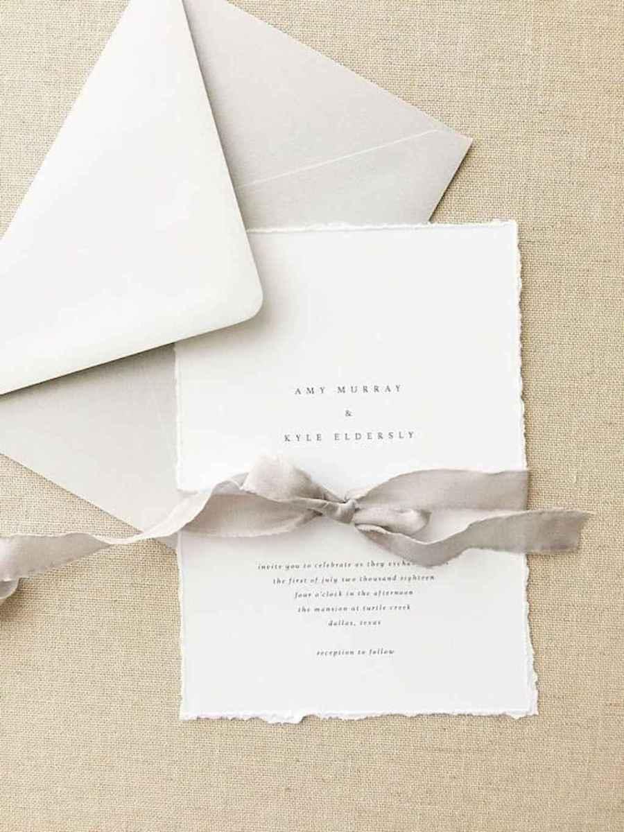 11 Simple Inexpensive Wedding Invitations Ideas