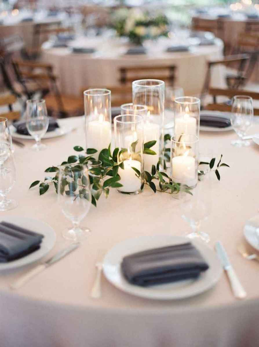 13 Simple and Easy Wedding Centerpiece Ideas