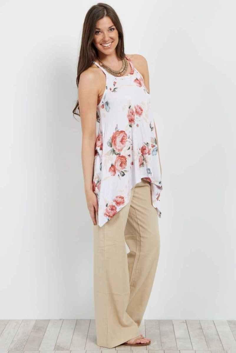 16 Elegant Beige Linen Pants Outfit Ideas