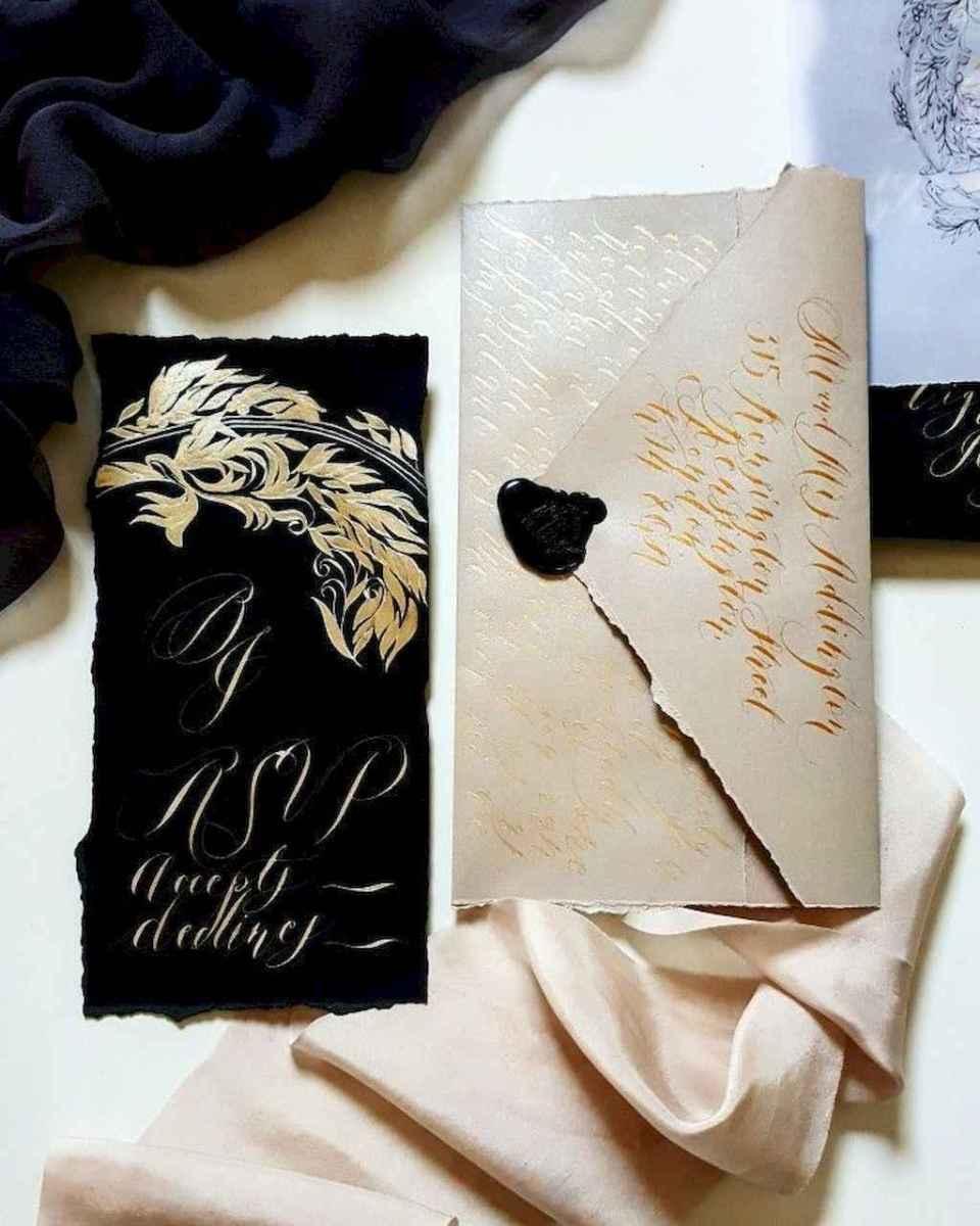 17 Elegant Christmas Wedding Invitations Ideas