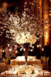 20 Beautiful Simple Winter Wedding Centerpieces Decor Ideas