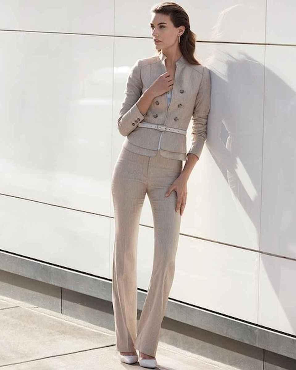 22 Elegant Beige Linen Pants Outfit Ideas