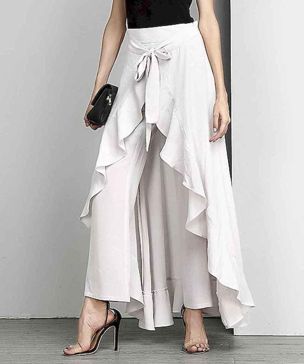 24 Elegant Beige Linen Pants Outfit Ideas