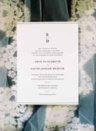 31 Simple Inexpensive Wedding Invitations Ideas