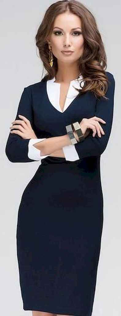 31 Trendy Business Casual Dress for Ladies