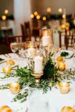 35 Beautiful Simple Winter Wedding Centerpieces Decor Ideas