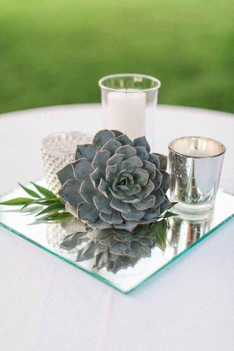 36 Simple and Easy Wedding Centerpiece Ideas