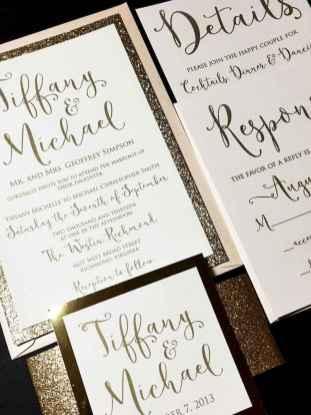 37 Simple Inexpensive Wedding Invitations Ideas
