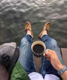 38 Best Boat Shoes Fashion Style Ideas for Men