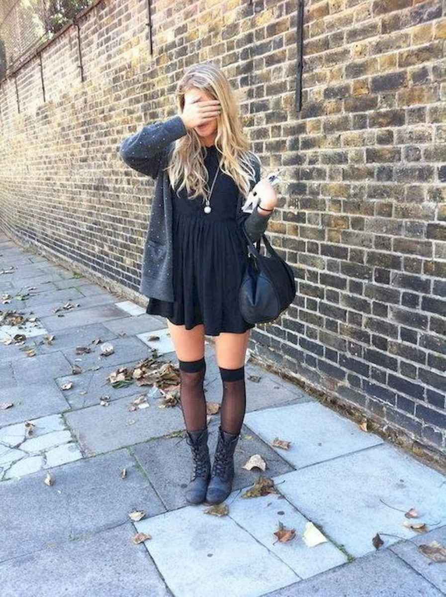 38Best Boots to Wear with Skirts