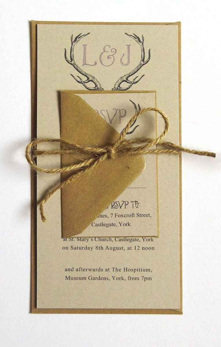 39 Elegant Christmas Wedding Invitations Ideas