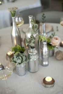 40 Simple and Easy Wedding Centerpiece Ideas