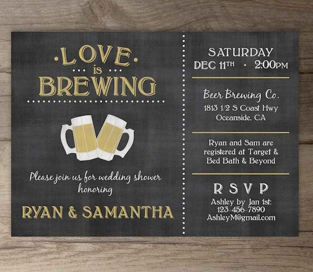 41 Inexpensive Engagement Party Invitations Ideas