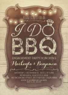 42 Inexpensive Engagement Party Invitations Ideas