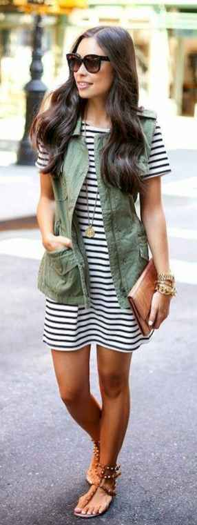 44 Beautiful Casual Dress Ideas for Women