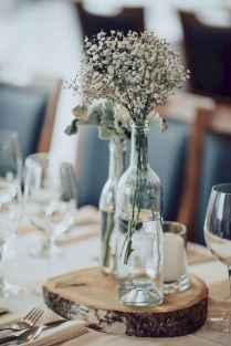 45 Beautiful Simple Winter Wedding Centerpieces Decor Ideas