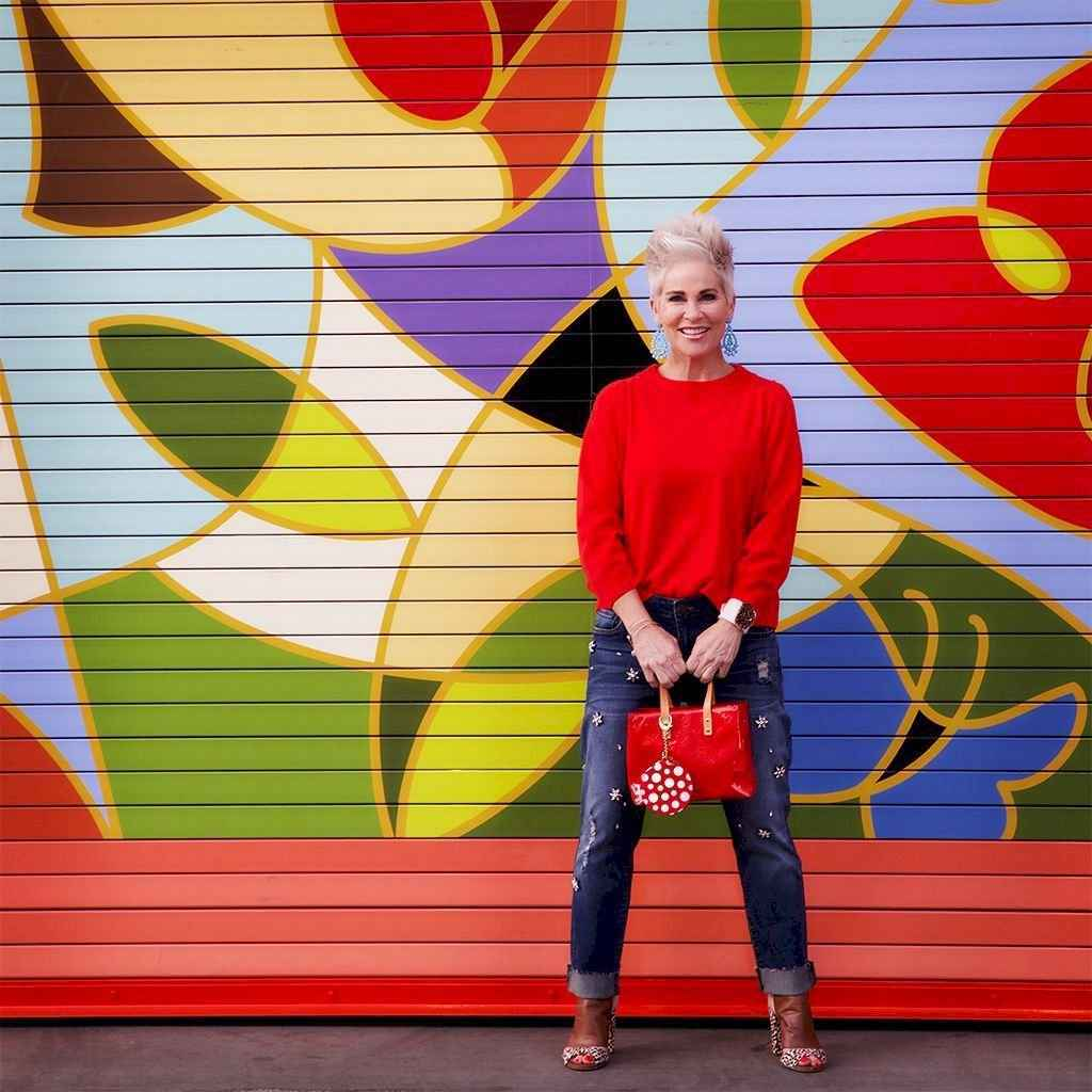 51 Best Stylish Outfits for Women over 50