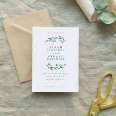 52 Simple Inexpensive Wedding Invitations Ideas