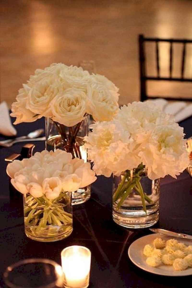 54 Simple and Easy Wedding Centerpiece Ideas