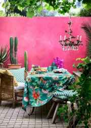 56 Romantic Tropical Wedding Ideas Reception Centerpiece