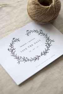 59 Simple Inexpensive Wedding Invitations Ideas