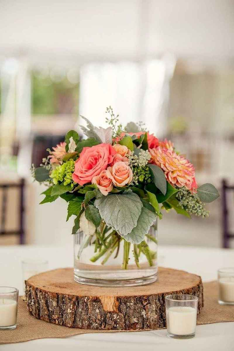 63 Simple and Easy Wedding Centerpiece Ideas