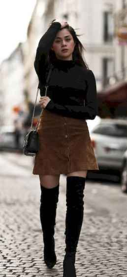 64Best Boots to Wear with Skirts