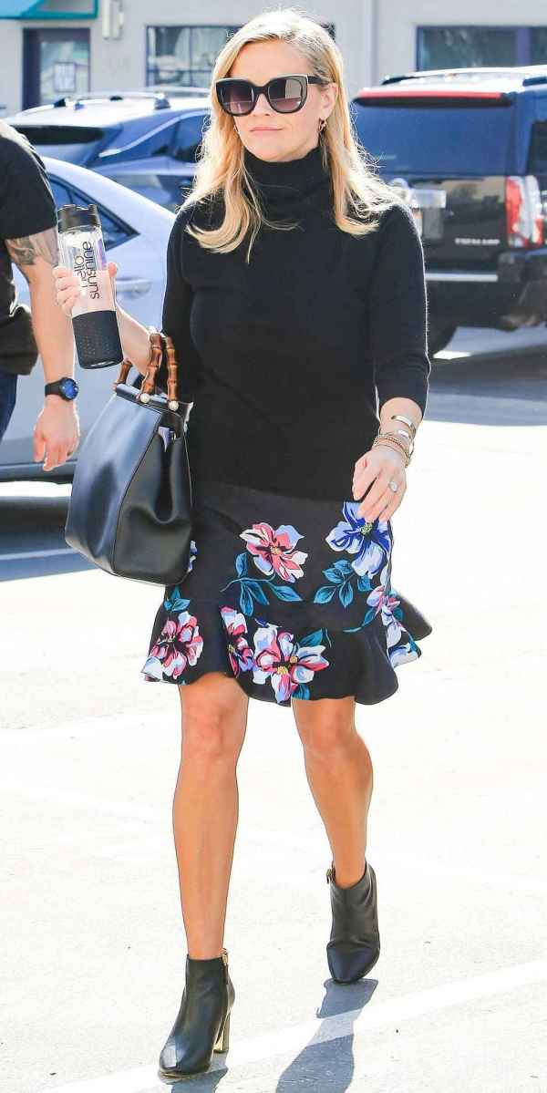 69Best Boots to Wear with Skirts