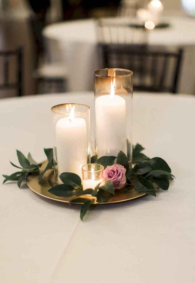 74 Simple and Easy Wedding Centerpiece Ideas
