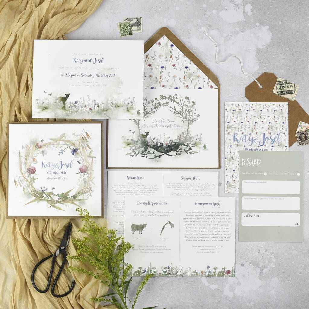 76 Elegant Christmas Wedding Invitations Ideas