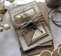 81 Elegant Christmas Wedding Invitations Ideas