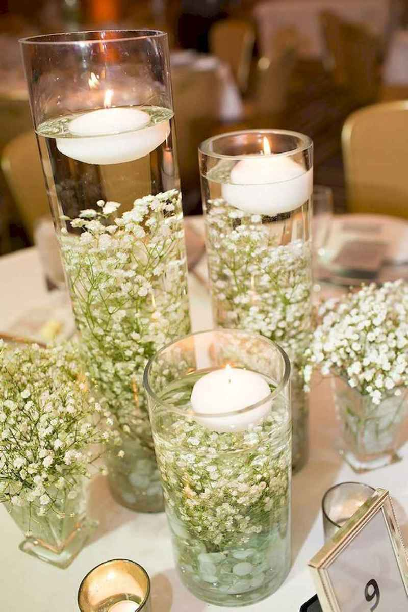 83 Simple and Easy Wedding Centerpiece Ideas