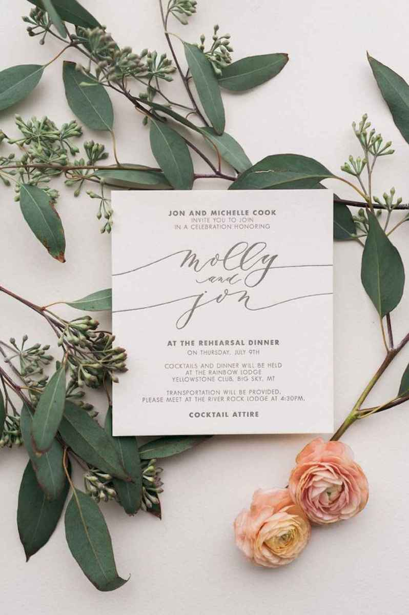 86 Simple Inexpensive Wedding Invitations Ideas