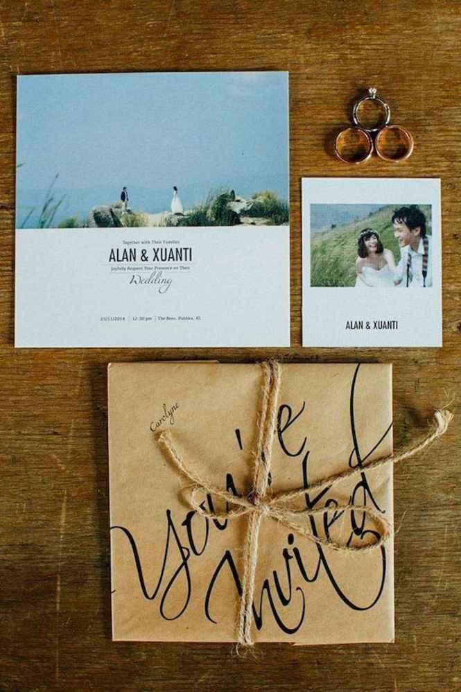 92 Inexpensive Simple Wedding Invitations Ideas Bellestilo Com