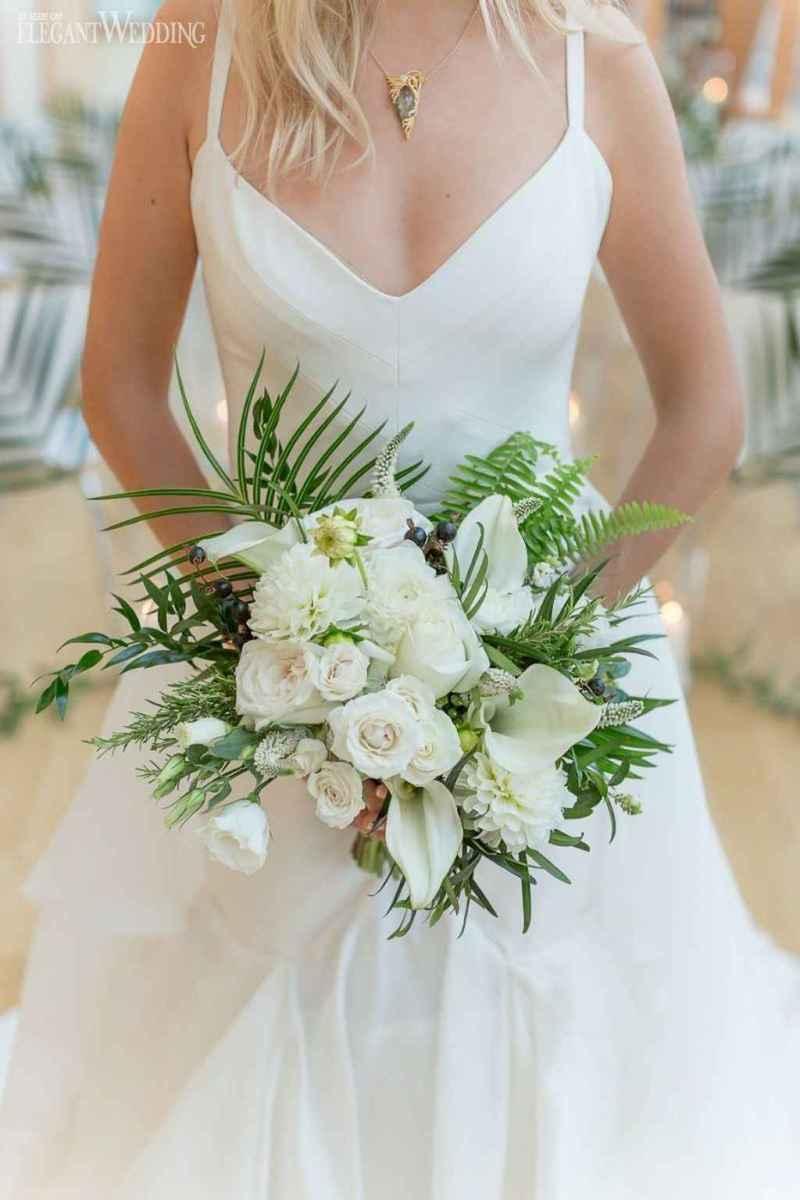 92 Romantic Tropical Wedding Ideas Reception Centerpiece