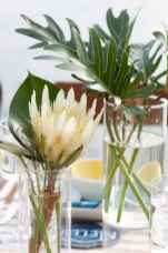 94 Romantic Tropical Wedding Ideas Reception Centerpiece