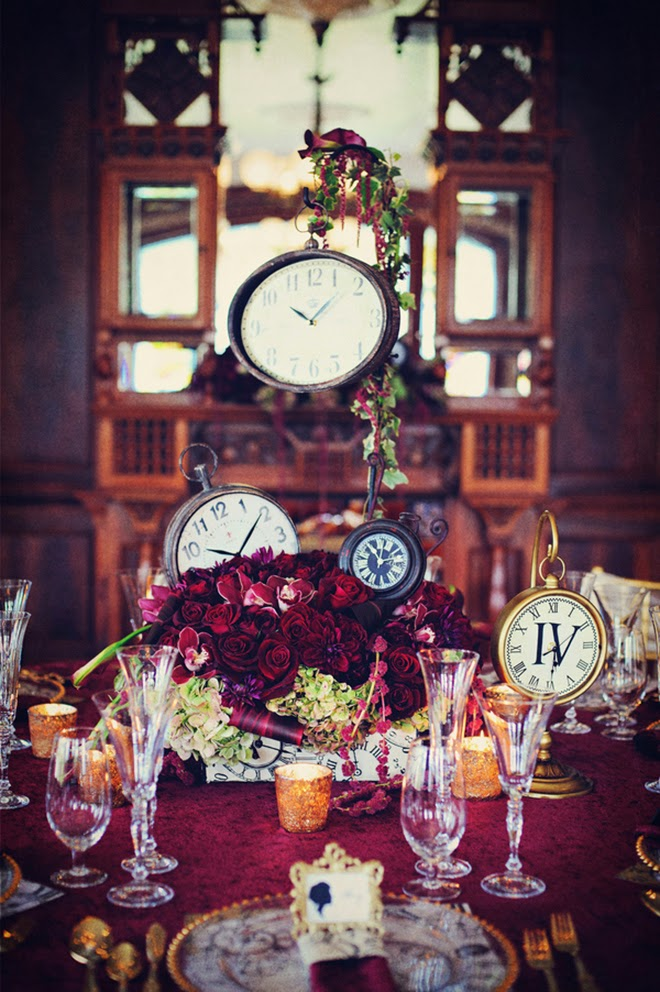 New Years Eve Wedding Inspiration  Somewhere In Time