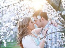 Spring Engagement Inspiration - Belle The Magazine