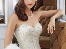 Sophia Tolli Fall 2015 Bridal Collection - crazyforus