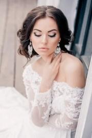 wedding makeup - belle magazine