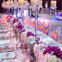 Pink Salon Styling Chair Queen Anne Recliner Covers Fabulous Long Wedding Tables - Belle The Magazine