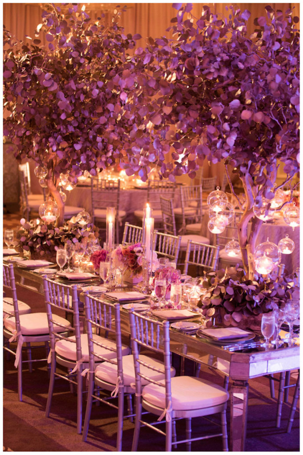 Fabulous Long Wedding Tables Belle The Magazine