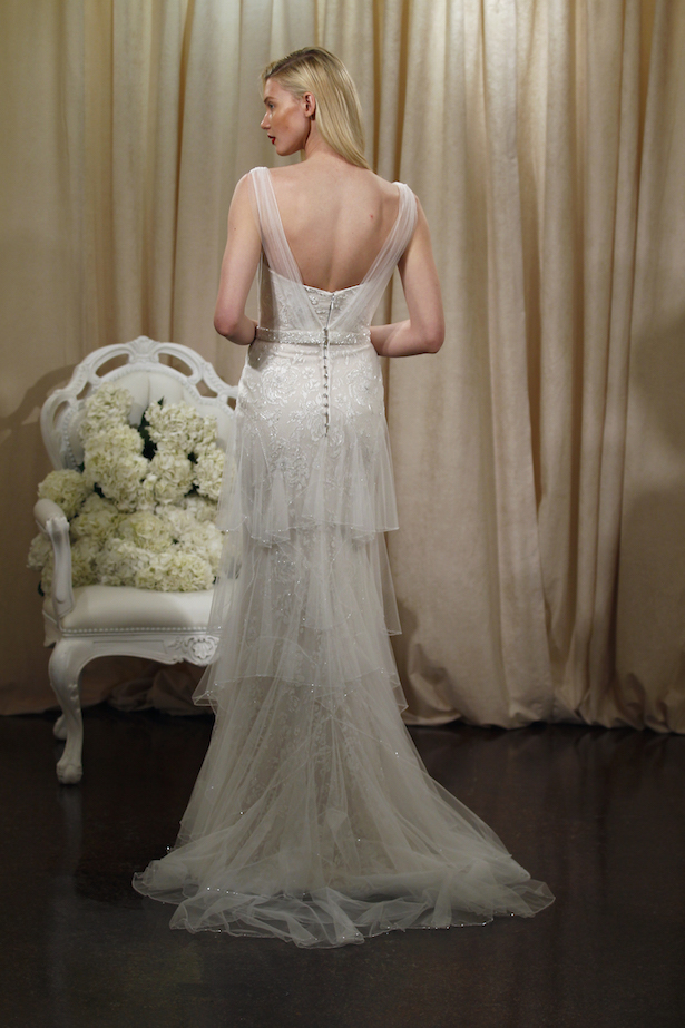 Badgley Mischka Bride Spring 2016 Wedding Dress