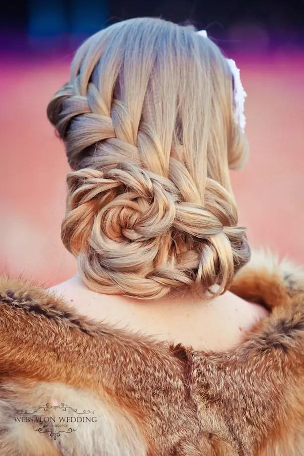 Braided Wedding Hairstyle