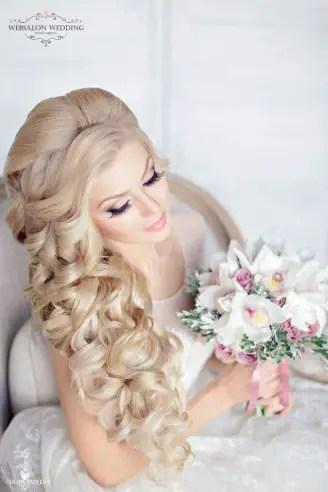 loose curls wedding hair belle the magazine